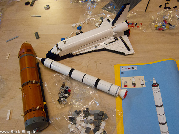 lego space shuttle 10213 review - photo #10
