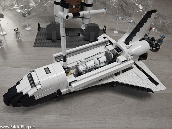 lego space shuttle 10213 review - photo #23