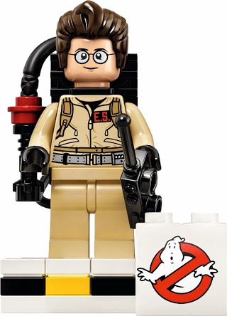 Harold Ramis by LEGO