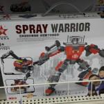 LEGO Spray Roboter