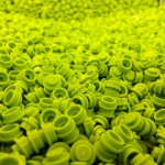LEGO Store NYC so schön grün