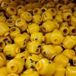 LEGO Store NYC - nicht den Kopf liegen lassen
