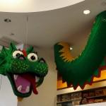 Bilder aus dem LEGO STORE in New York City