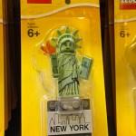 LEGO Store NYC - Freiheitsstatue Kühlschrankmagnet