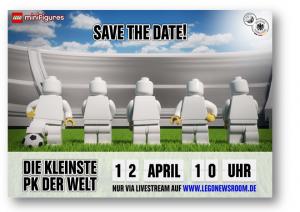 Minifig DFB teaser