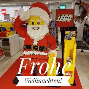 Frohe Lego Weihnachten