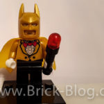 FAKE Lego Batman Gold