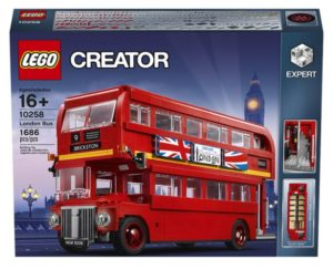 LEGO Creator Expert 10258 London Bus Packung