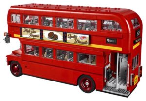 Informationen zum LEGO Creator Expert 10258 London Bus