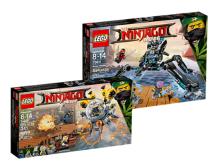 THE LEGO NINJAGO MOVIE Angebote