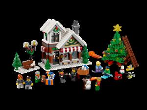 Übersicht LEGO Creator Weihnachtssets 2009 -