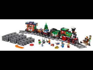 LEGO Creator Festlicher Weihnachtszug 10254