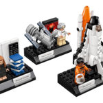 LEGO Ideas Women of NASA 21312 Übersicht