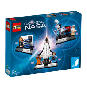 LEGO Ideas Women of Nasa Set 21312 Packung
