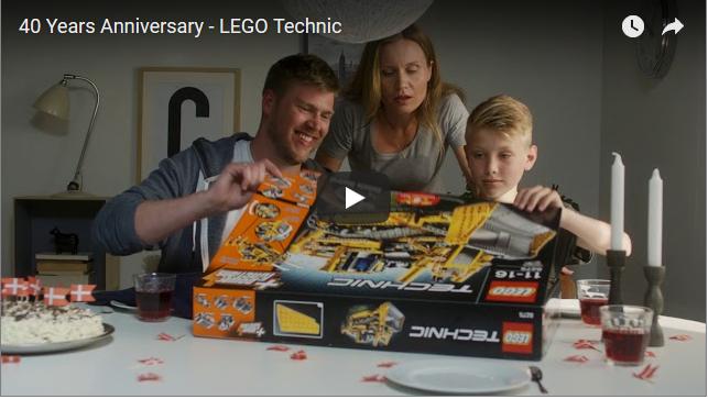 video 40 jahre lego technic brick blog. Black Bedroom Furniture Sets. Home Design Ideas