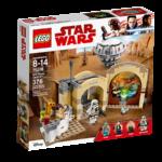 Übersicht LEGO Star Wars Winter 2017 2018 - Mos Eisley Cantina