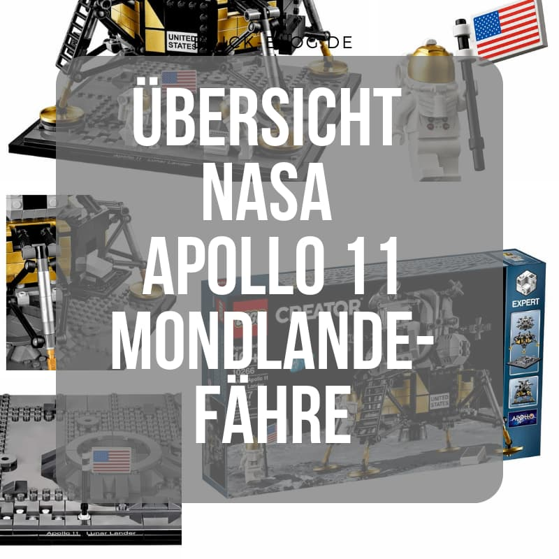 NASA Apollo 11 Mondlandefähre