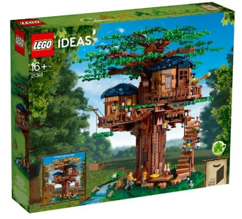 LEGO Ideas Baumhaus 21318