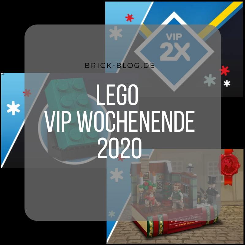 LEGO VIP Wochenende 2020